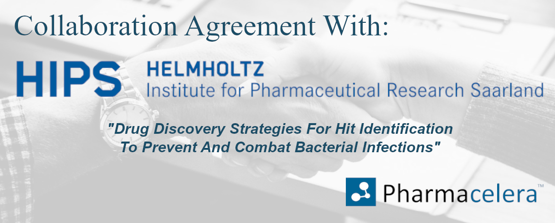 helmholtz collaboration with Pharmacelera